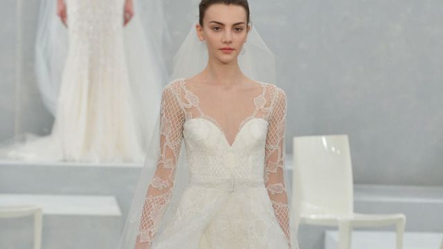 14 Absolutely Stunning Wedding Dresses With Sleeves -Cosmopolitan.com