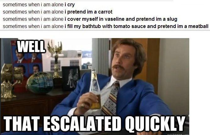 Hahaha ... Indeed
