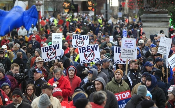 Michigan enacts right-to-work law, dealing blow to unions - The Washington Post