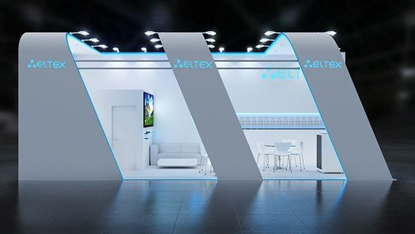 Exhibition stand design on Behance by linda