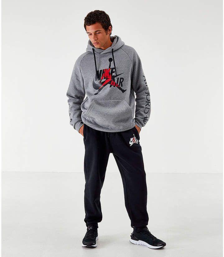 Nike Men's Jordan Mashup Jumpman Classics Fleece Jogger