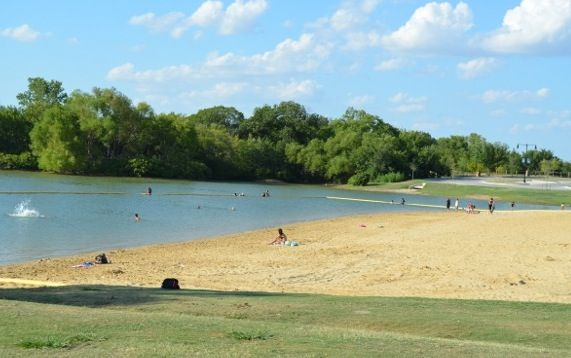 Enjoy The Beach in North Texas - Little Elm Park and Sandy Beach ...