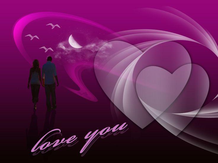 I Love You Heart Wallpaper 3d I Love You Heart Wallp...