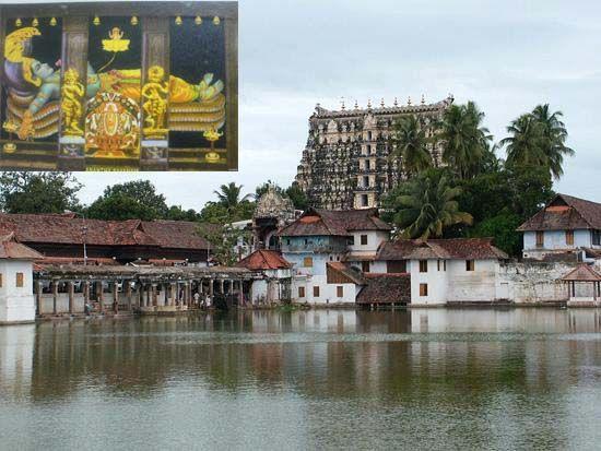 Padmanabhaswamy Temple - Thiruvananthapuram