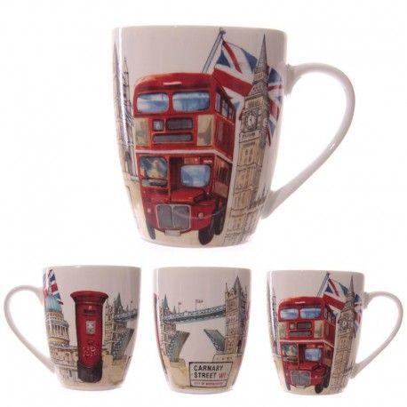 Mug en porcelaine - Vue De Londres