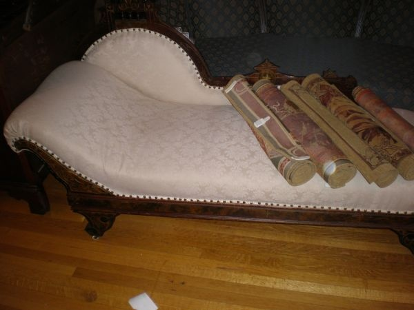 1000 images about Antique New Chaise Lounges on