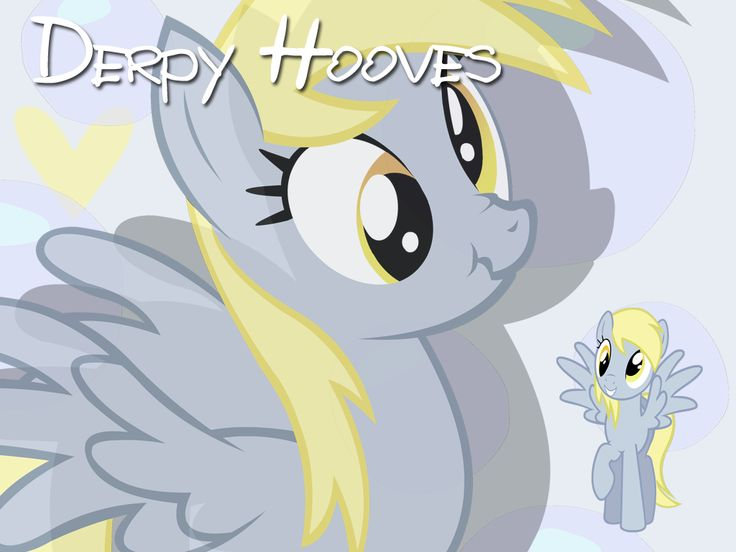 HD Wallpaper And Background Photos Of Derpy Hooves For Fans MLP FiM Images