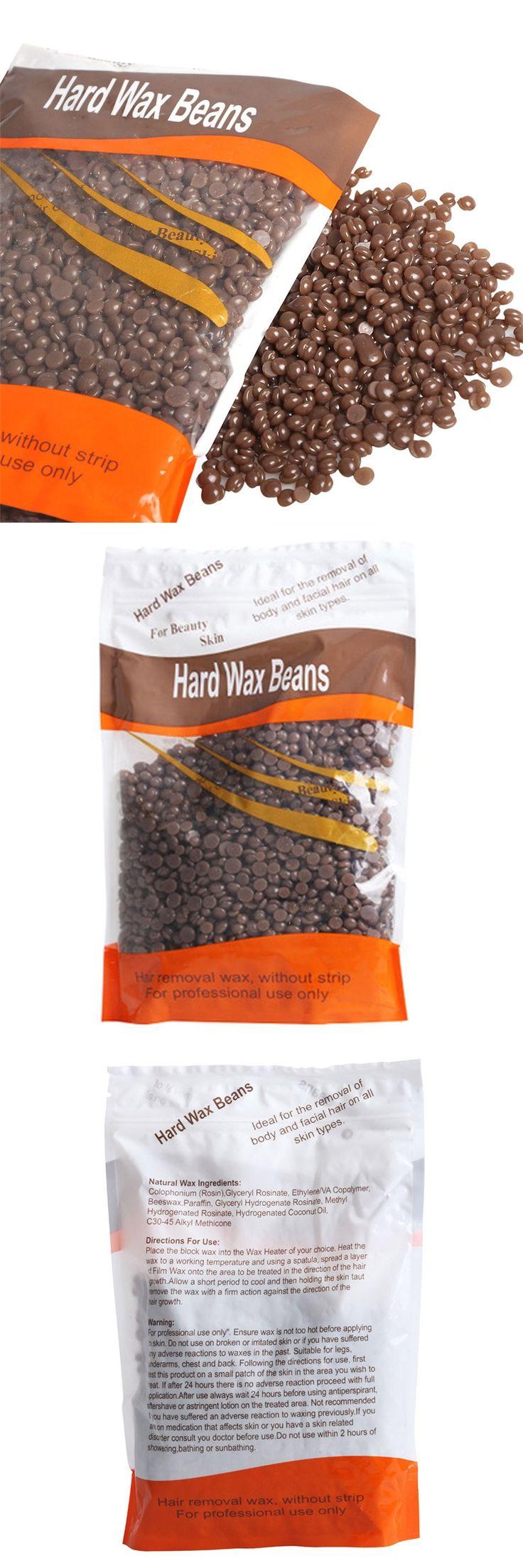 No Strip Depilatory Hot Film Hard Wax Pellet Waxing Bikini Hair Removal Bean best seller#30