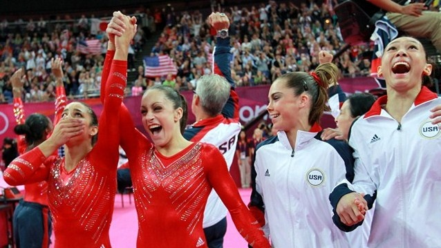 Congratulations to Team USA! First team gold since 1996.