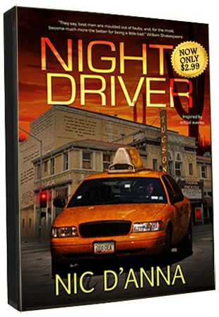 Night Driver Book