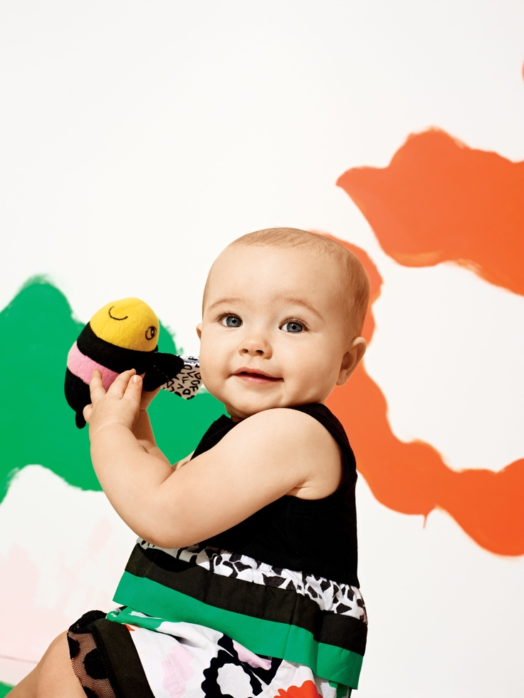 A sneak peek at our GapKids collection with DvF.@Gapkids Uk, @Gapkids Collection, Kids Style, Kids Dresses, Dvf Colección, Kids Fashion, En @Gapkids, Gap Kids, Baby