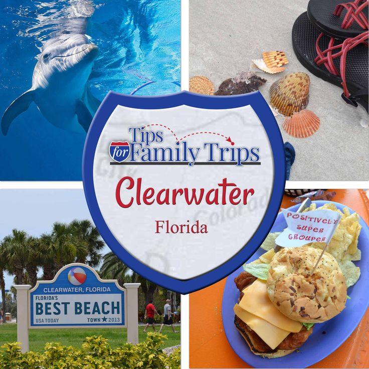 Best of Clearwater Beach for families | tipsforfamilytrips.com #Florida