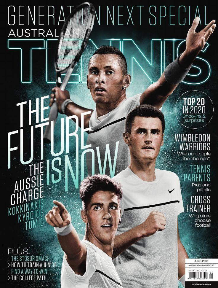 #ClippedOnIssuu from Australian Tennis Magazine - June 2015