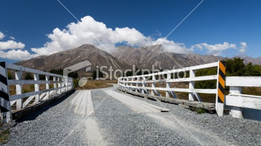 Nothing like a bit of gravel road for an off the beaten track adventure in the South Island of New Zealand.