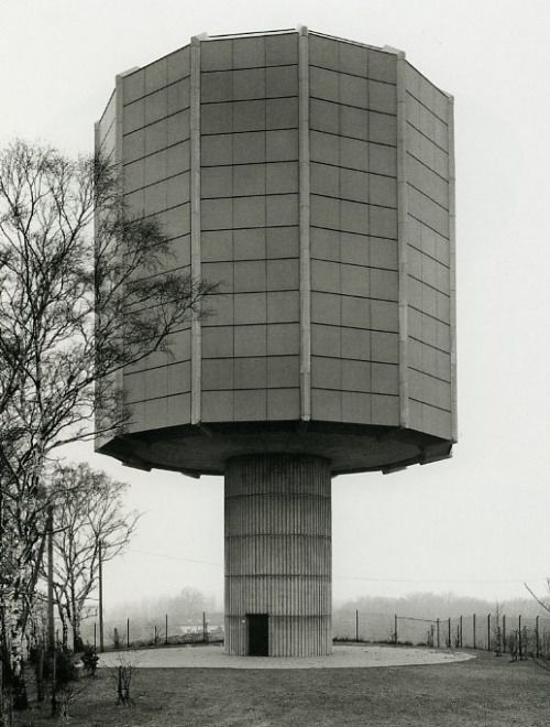 """huiswerk: """" Bernd and Hilla Becher """"industrial archeology"""" """" View this on the map"""