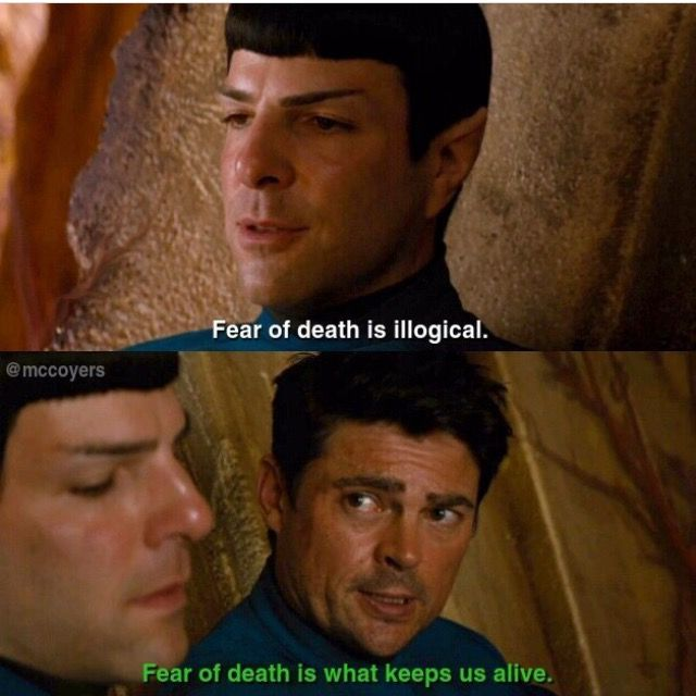 so ready for more Spock and Bones sarcasm, they've been kept largely apart in the AU verse, hoping for more tos vibes
