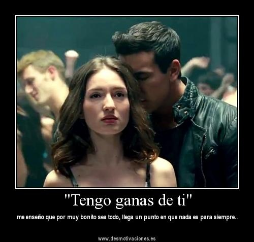 3MSC fraces on Pinterest | Mario Casas, El Amor and Te Amo
