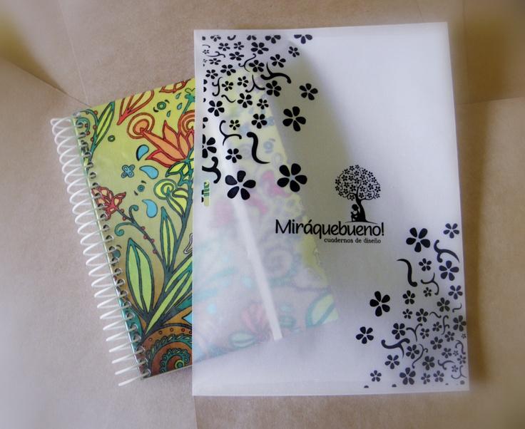 www.facebook.com/miraquebueno.cuadernos