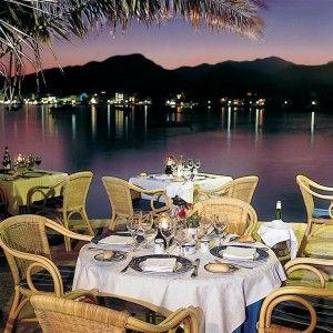 Hotel Illa d'Or, La Terrassa Restaurant - Port de Pollenca, Mallorca