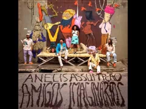 Anelis Assumpção - Anelis Assumpção e os Amigos Imaginários (2014)