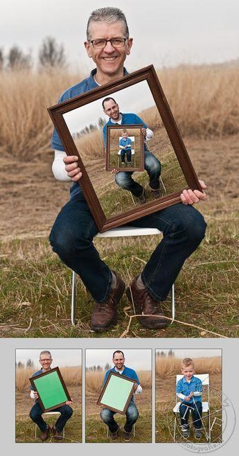 So machen Sie Generationen-Familienfotos