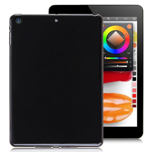 New iPad Air TPU Solid Colorful Case Cover - Black Color #ipadaircase #ipadair #ipadcase #casecover #tpucase #colorfulcase #popularcase #bestoftheday #300likes #photooftheday #pinterest #lovelycase #cute #colorful #case #cellz.com #cheapcase $1.98