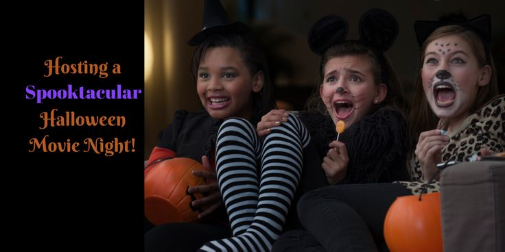 Halloween is the ideal time to host a movie–night party.  Whether planning a mildly scary night of kid-friendly movies, or an adult scream fest, we've got it all covered with these tips on how to throw a wicked Halloween movie night bash.