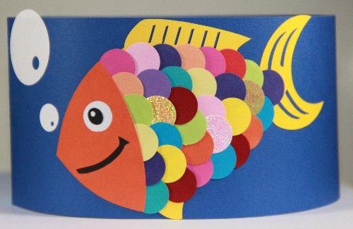 Verjaardagsmuts.nl|Handgemaakte persoonlijke verjaardagsmutsen - Beestjes - Vis