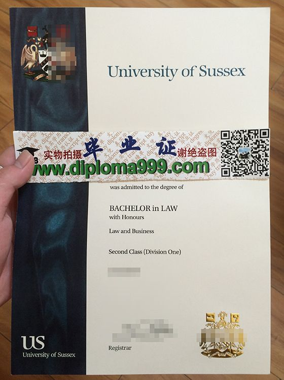QQ/WeChat:648998850, University of Sussex degree sample, University ...