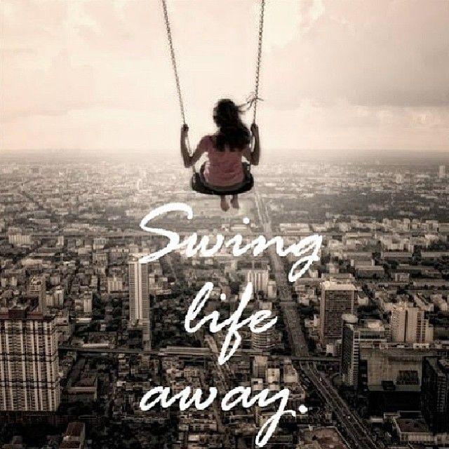 Away life swing