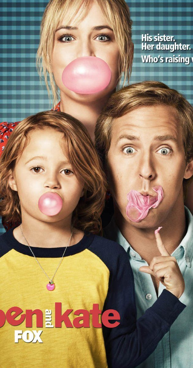 Ben and Kate. Created by Dana Fox.  With Dakota Johnson, Nat Faxon, Lucy Punch, Maggie Elizabeth Jones. A free-spirited young guy moves in with his type-A, tightly wound sister under the guise of being his niece's nanny.