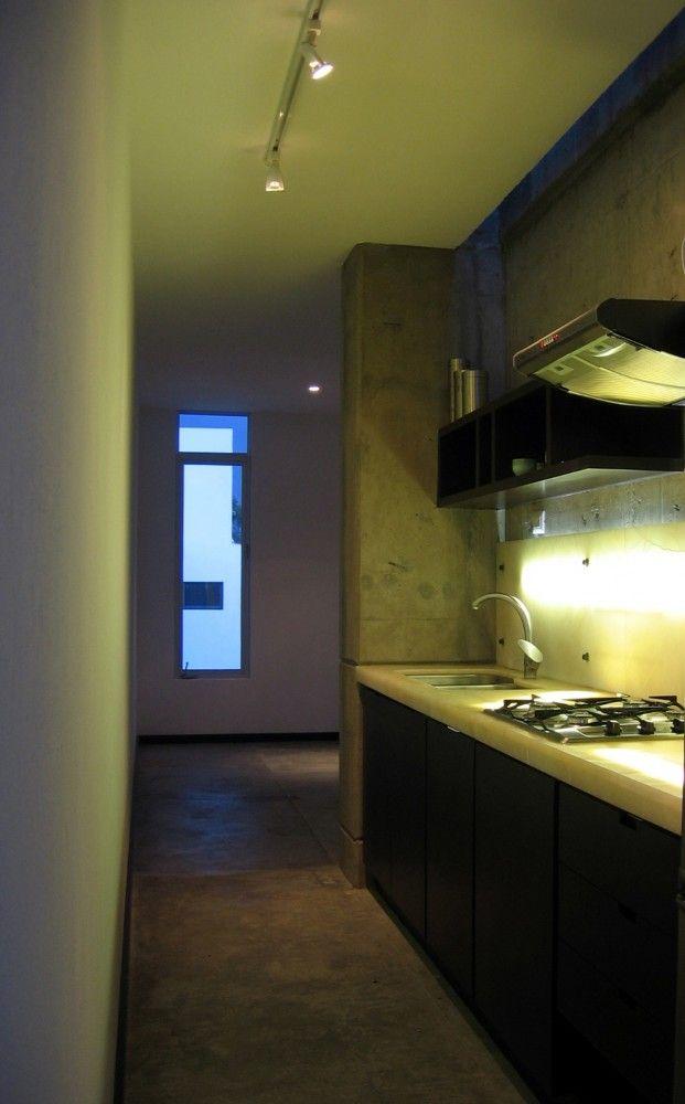 Flat Issa   Dionne Arquitectos #lighting #interior #architecture