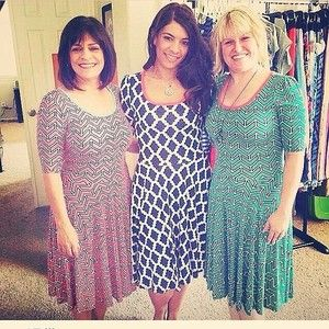 Lularoe Nicole Dress What A Great Way To See Different