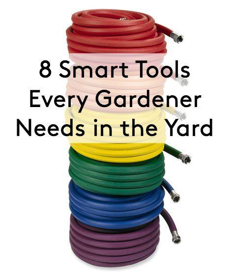 8 Basic Gardening Tools Every Newbie Needs