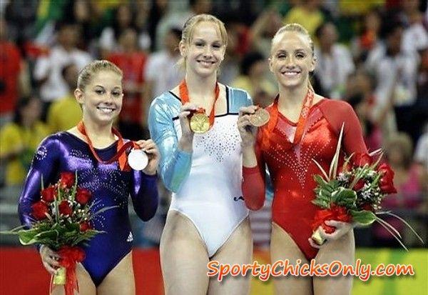 Gymnastics Girls acrobat, acrobatics, anna pavlova, athletic, beautiful, chick, female, fit, girl, gymnast, gymnastics, lady, nastia liukin, russia, sandra izbasa, sexy, shawn johnson, sporty, usa, young