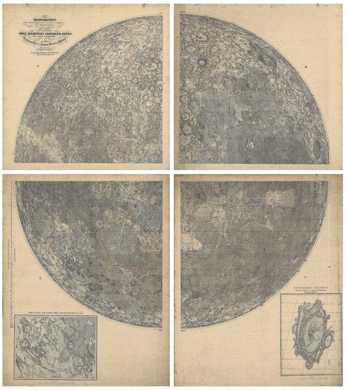 Six stunning maps uncover hidden details of