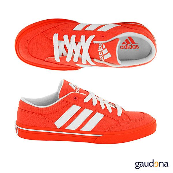 zapatos adidas blancos para, Zapatillas de deporte naranjas