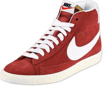 Nike Schuhe Rot Hoch