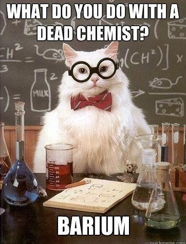 SillyNerd Humor, Nerd Jokes, Science Jokes, Science Cat, Chemistry Humor, Chemistry Cat, Science Humor, Chemistry Jokes, Chemistrycat