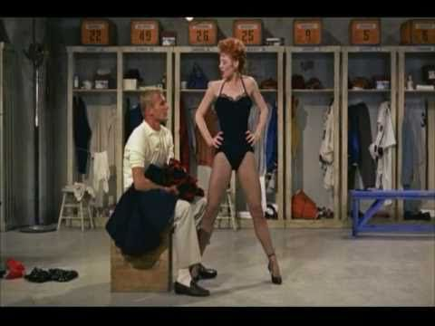 Gwen Verdon...and people think this originated from a Pepsi commercial...Bob Fosse