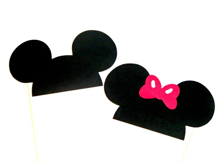 The 25 best mickey mouse ears hat ideas on pinterest mickey photo props disney mickey minnie mouse ears hat by pimpyourparty pronofoot35fo Gallery