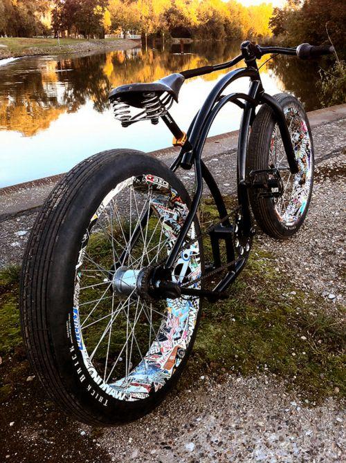 Custom bicycles | CYCLES | Pinterest