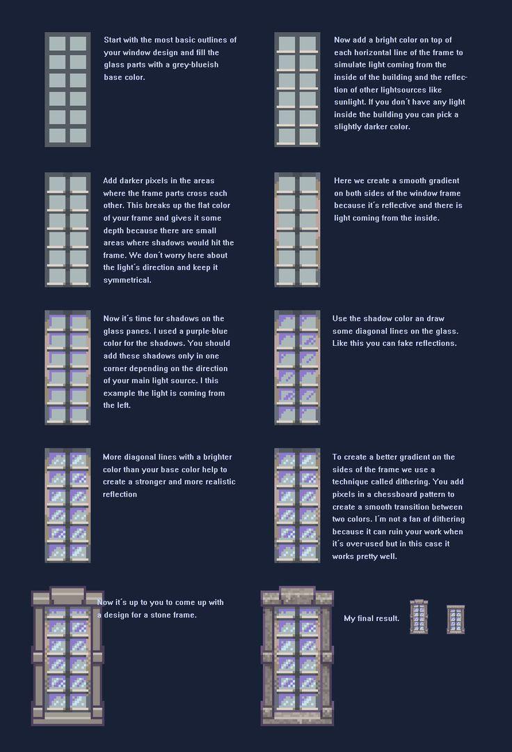 Window tutorial by MakeStuffHapen