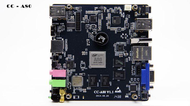 Cubieboard4 CC-A80 High-performance Mini PC Development Board Cubieboa | Cubietruck