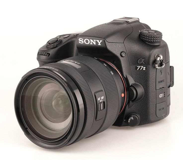 #lustrzanka cyfrowa #Sony z http://mamiya.com.pl/lustrzanka/