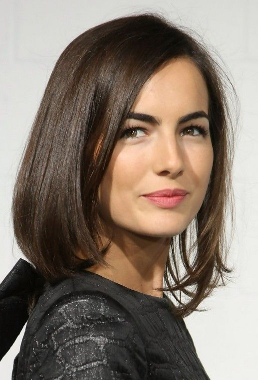 Celebrity Camilla Belle Medium Hairstyles Camilla Belle Bob jp