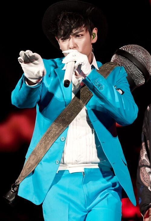 TOP ♕ #BIGBANG // Dome Tour Concert @ Tokyo Dome (131220)
