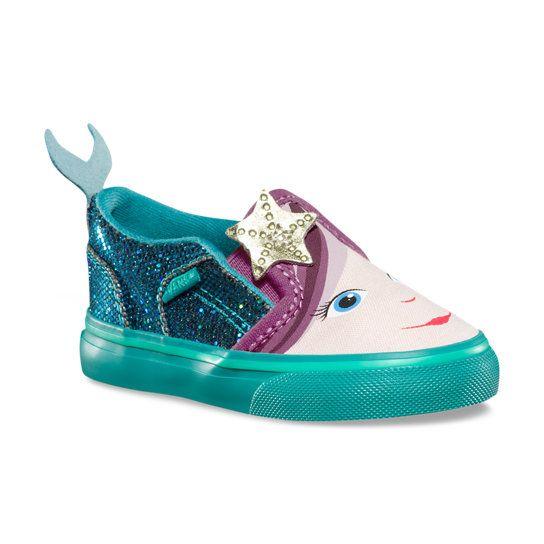 304a6416bee5c1 Zapatillas de bebé Mermaid Asher V in 2019