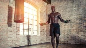 Improve conditioning and foot speed with this fat burning jump rope circuit