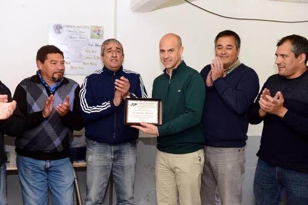 Los ex combatientes de Malvinas tendrán su panteón en el Cementerio Municipal de San Fernando